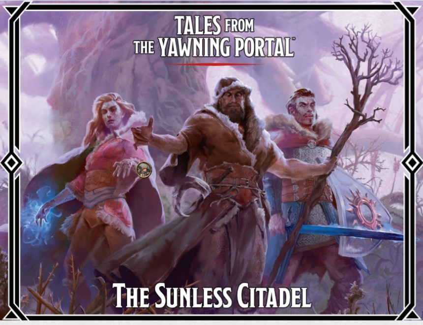 The Sunless Citadel-Part I